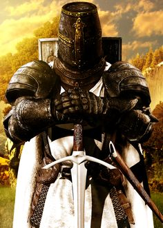 Knights Templar, extremely holy and can fight like none other. Description from pinterest.com. I searched for this on bing.com/images