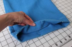 Tutorial: How to sew