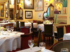 Langan's Brasserie, London