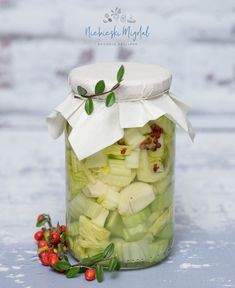 Pickled Celery [Vegan] - One Green PlanetOne Green Planet Pickled Celery, Pickled Green Tomatoes, Pickled Red Cabbage, Pickled Radishes, Pickled Red Onions, Celery Recipes, Spinach Recipes, Whole Food Recipes, Allergy Free Recipes