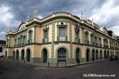 Teatro de Popayan #colombia #SomosTurismo
