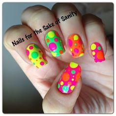 Instagram photo by  nailsforthesakeofsanity #nail #nails #nailart