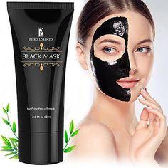 #acne #acnetips #skincare #skincareproducts #beauty #beautytips #blackheads #health  #blackheads #natural #naturalbeauty #facialmaskblack #WomensSkinCareProducts #CucumberFaceMask Blackhead Mask, Blackhead Remover, Homemade Face Masks, Diy Face Mask, Face Diy, Peel Off Maske, Face Mask For Blackheads, Black Mask, Facial Masks