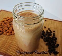 Mocha Almond Milk @FragrantVanillaCake