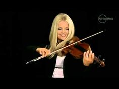 Celtic Woman- Teir Abhaile Riu Live. Love them! Watch Mairead's fingers FLY!! :D