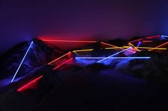 Click 'View' to see 20 examples of the best Neon Art.