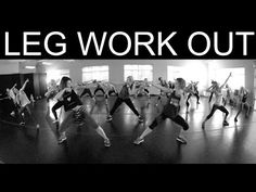 Make those legs burn with this killer routine. This video was recorded during one of our online classes and we would like to invite you to join us for the FU. Leg Workout At Home, Leg Day Workouts, Fun Workouts, Dance Workouts, Love Fitness, Fitness Tips, Dance Fitness, Fitness Motivation, Health Fitness