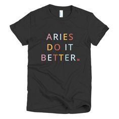 Aries Do It Better Tee