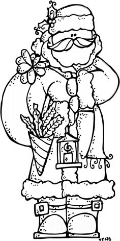North Pole Printables Coloring Pages