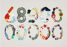 numeros creativos