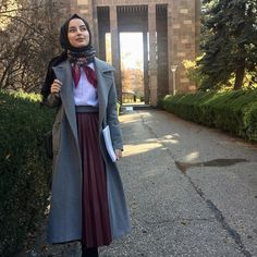 ZAFUL offers a wide selection of trendy fashion style women's clothing. Affordable prices on new tops, dresses, outerwear and more. Islamic Fashion, Muslim Fashion, Modest Fashion, Hijab Fashion, Fashion Outfits, Women's Fashion, Casual Hijab Outfit, Hijab Chic, Modest Dresses