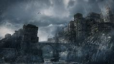 video games clouds castles Assassins Creed fantasy art medieval TagNotAllowedTooSubjective 3D medieval buildings Rudrik Jacques Leyreloup - Wallpaper (#2818034) / Wallbase.cc