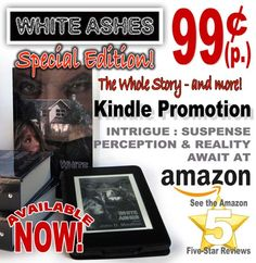 Get White Ashes for just 99¢