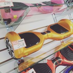 Gold Dailysaw with awesome Bluetooth come in and get yourself a Hoverboard. #StreetSaw #thebest #dailysaw