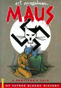 Maus I: A Survivor's Tale: My Father Bleeds History by Art Spiegelman