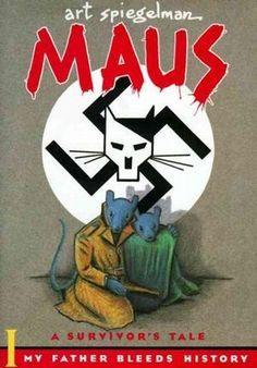 Maus I: My Father Bleeds History by Art Spiegelman. A story of a Jewish survivor of Hitler's Europe and his son, a cartoonist who tries to come to terms with his father's story and history itself.