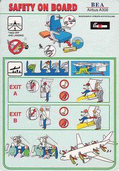 a300 safety card