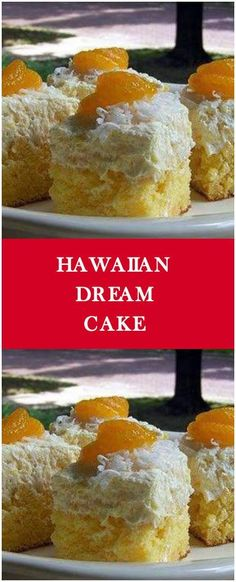 HAWAIIAN DREAM CAKE #foodlover #homecooking #cooking #cookingtips