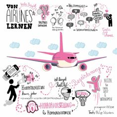 Philipp Schindera über Airlines, Content-Hubs und Digitale Kommunikation. Kommunikatoren sollten sich jetzt mit Begeisterung an die digitalen Kommunikationsmöglichkeiten machen. ;-) #PR #PublicRelations #Kommunikation #Content #Telekom #Airlines