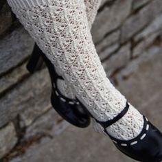 stockings, better than knee socks in the winter