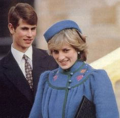Diana & Charles , Christmas Day - Le 25 Decembre 1981 _ Suite