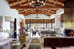 Los Angeles Estate living room