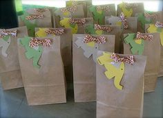 Definitely using this idea for favor bags, rather than just having the favors be for kids they will be family favors!