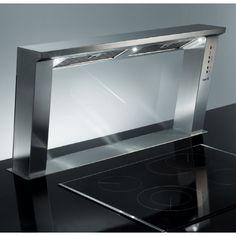 Best 07f80000a - Fixo - Cappa Bancone Cm. 90 - Inox - Vetro