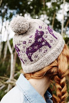 Karusellen pattern by Erica-Knits from Pom Pom Quarterly, Autumn 2015