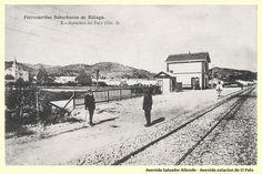 Ferrocarriles Suburbanos de Málaga, estación El Palo,