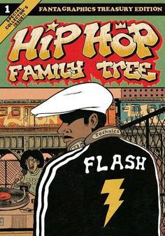 Originally serialized on the hugely popular website Boing Boing, The Hip Hop Family Tree is an encyclopedic comics history of the formative years of hip hop capturing the vivid personalities and magnetic performances of old-school pioneers and early stars.