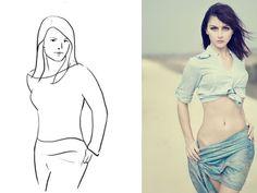 40 poses para fotos femeninas - Taringa!