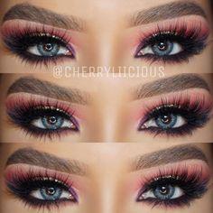 Gorgeous Makeup: Tips and Tricks With Eye Makeup and Eyeshadow – Makeup Design Ideas Cat Eye Makeup, Blue Eye Makeup, Eye Makeup Tips, Makeup Goals, Beauty Makeup, Makeup Ideas, Eyeshadow Tips, Eyeshadow Makeup, Eyeliner