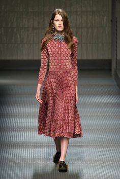 Gucci - MFW - Otoño/Invierno 2015-2016 - www.so-sophisticated.com