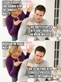 jestemchujkiem man girl funny beka śmieszki meme memes me beka hehe Do You Really, Really Funny, Hahaha Hahaha, Health Memes, Polish Memes, Weekend Humor, Funny Mems, Meme Template, Mood Pics