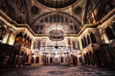 This amazing city offers a mix of an Asian and European culture that you will not find anywhere else. Admire the Blue Mosque and Hagia Sophia and listen to the daily prayer calls. Shop at Grand Baazar and have a coffee break at one of the many cafes. Perfect Image, Perfect Photo, Sultan Ahmed Mosque, Arch Architecture, Istanbul Travel, Blue Mosque, Famous Buildings, Hagia Sophia, Types Of Houses