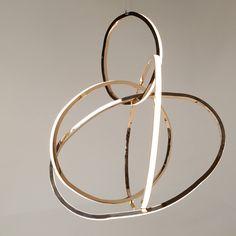Penumbra | Light Sculpture | Niamh Barry - Contemporary International Artist & Light Sculptor
