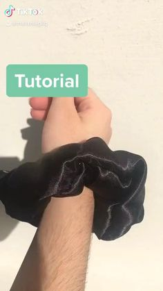 Easy Sewing Projects, Sewing Projects For Beginners, Sewing Hacks, Sewing Tutorials, Diy Hair Scrunchies, Diy Clothes And Shoes, Diy Crafts Hacks, Diy Headband, Diy Hair Accessories