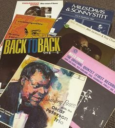 Did you know that the Harold Schiffman Music Library has a collection of jazz records? Fact is, we have close to 900 jazz LPs!  If you've never been to our Quiet Zone in the lower level of the HSML, you should definitely check it out! Ask a staff member if you need assistance locating our LP collection.   #hsml #uncg #hsmluncg #haroldschiffmanmusiclibrary #musicmaniamonday #jazz #oscarpetersontrio #milesdavis #dukeellington #bennycarter #miltjackson #raycharles #sonnystitt #theloniousmonk