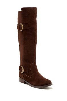 Restricted Fence Riding Boot <3