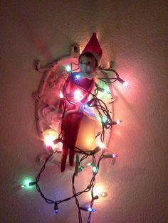 Elf vs. Lights