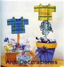 Centros De Mesas Para Fiestas Infantiles, Baby Shower... Bs.F.350 TJvOn - Precio D Venezuela