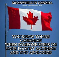 that's me and my proud canadian heritage << Wait, non Canadians don't do this? Funny Canadian Memes, Stupid Funny Memes, Funny Relatable Memes, Canadian Humour, Funny Stuff, Canadian People, Canadian Things, I Am Canadian, Canadian Food