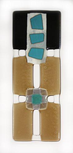 Sahara: Glass Wall Art: Nina Cambron
