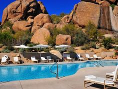 The Boulders Resort & Golden Door Spa, Carefree, AZ