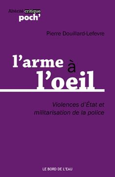 Automne 2014, un manifestant est tué par une grenade lancée par un gendarme à Sivens. L'armement de la police fait, pour la première fois, la une de l'actualité. Loin de susciter de réactions à la hauteur, ce drame est l'occasion pour le pouvoir de renforcer ses stratégies de maintien de l'ordre en faisant interdire et réprimer implacablement les mobilisations qui suivent. La mort de Rémi Fraisse n'est ni une « bavure », ni un accident. Elle est le produit d'une logique structurelle, qui…
