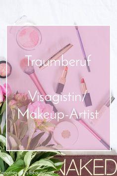 Traumberuf Visagistin / Makeup-Artist - another girl's beautycase