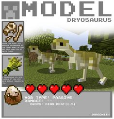 41 Best Jurassic world and park images in 2016   Minecraft awesome