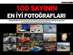"""Bunu Autocar Nisan 2014 içindeki """"100 Sayının en iyi fotoğrafları"""" öğesinde gördüm."""