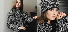 Ausgefallen und kuschelig: Die raffinierte Kimonojacke zieht mit schrägen Rippen und angesagtem Streifenlook die Blicke auf sich. Angenehm weich auf der Haut und richtig warm bist Du mit der modernen Kimonojacke im Winter perfekt angezogen. Mit der ausführlichen Anleitung gelingt die Jacke ganz leicht.